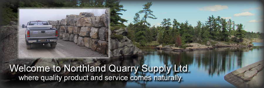 Welcome to Northland Quarry Supply Limited, where quality product and service comes naturally.